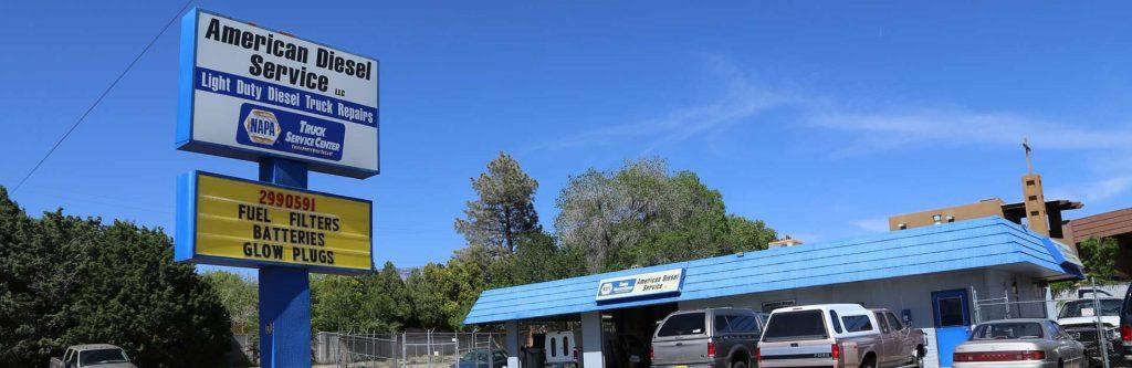 American Diesel Service Albuquerque